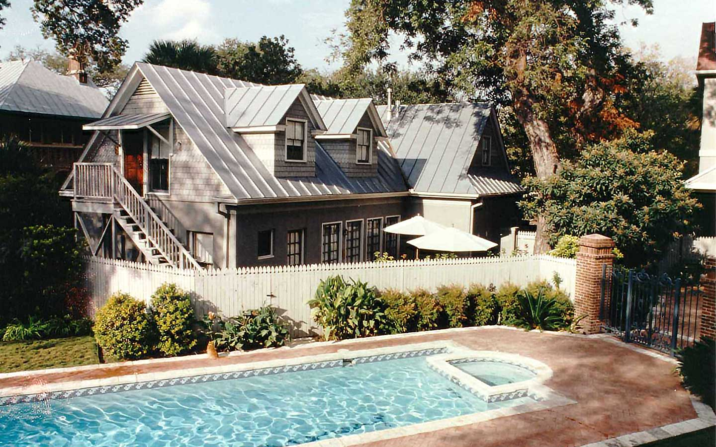 Bed and breakfast in san antonio tx romance on the riverwalk for 1 bedroom house for rent san antonio