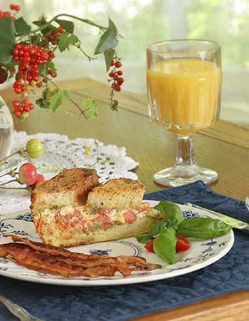 Jackson House full breakfast