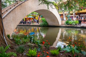 Explore the Famous River Walk